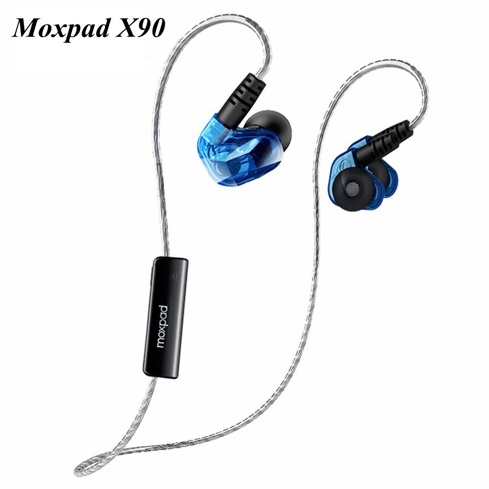Moxpad X90 Blutooth Sport Auriculares Bluetooth Headset Earphone Wireless earphone Ear buds Handsfree for iPhone Xiaomi Samsung