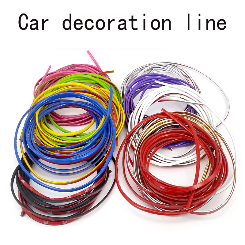 Buy maiwuqi 6meter car decoration line for Decoration on line