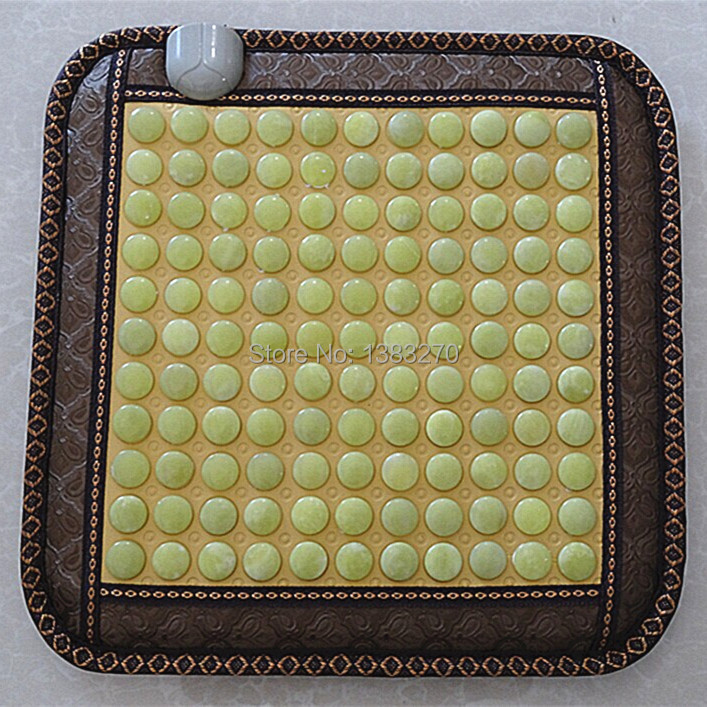 chair heating pad. electric heating physical therapy jade mattress chair cushion massage pad heated health(china n