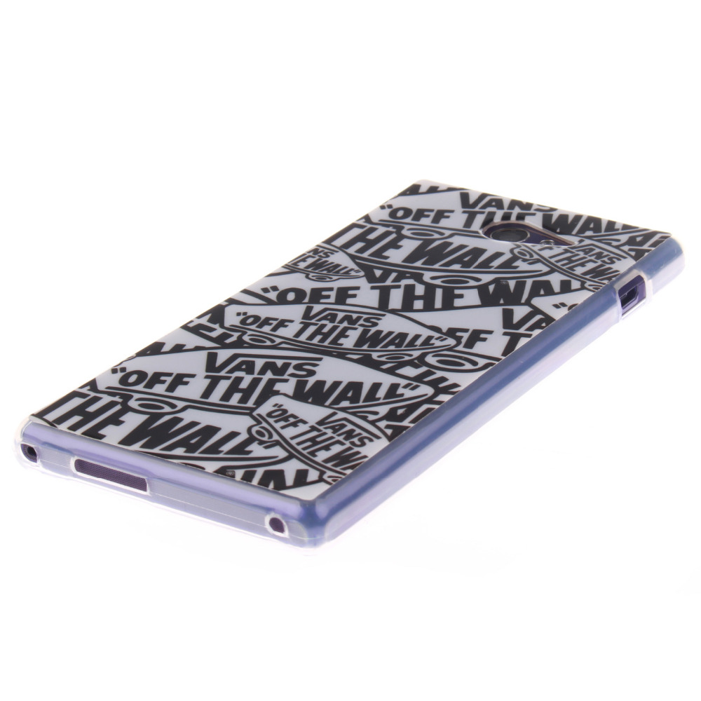 08810d4d966 Aliexpress.com : Buy For Sony Xperia M2 Aqua Case Silicon M 2 S50H Art  Print Tiger Owl Sexy girls Flowers Phone Cover Fundas Coque Cute Cartoon  Etui from ...