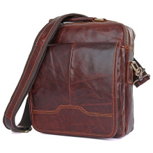 Man Crossbody Bags Genuine Leather Small 2019 Men's  Messenger Shoulder Bag Vintage Fashion Brand Mini Leather Male Hand Bags 2017 popular hand carve china vintage genuine leather womens bags