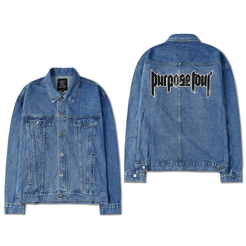 Justin Bieber Purpose Tour Clothes