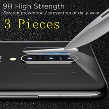 3PCS Back Camera Lens Soft Tempered Glass For Oneplus 6 6T 7 Pro three pieces Camera Lens Screen Protector Film Protection Glass
