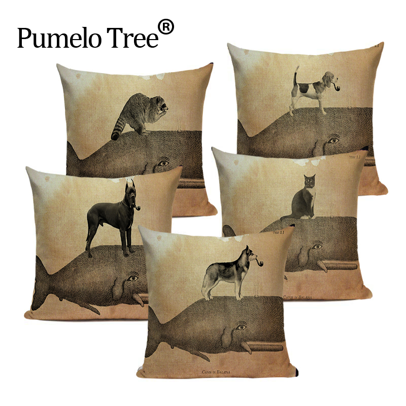 Aliexpress.com : Buy High Quality animal Cushion Cover