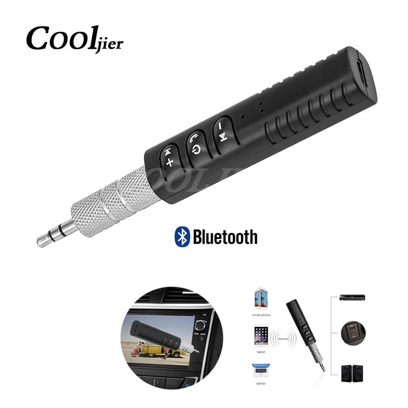 Aliexpress Com Buy Car Bluetooth Aux 3 5mm Jack Bluetooth Receiver Handsfree Call Bluetooth: Aliexpress.com : Buy Mini Bluetooth Receiver Car Bluetooth Adapter Aux Universal 3.5mm Jack