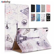 цены Case For xiaomi Mi pad 4 Plus Thin PU Leather Back 10.0 inch Tablet Shockproof Coque Funda Cover For Xiaomi Mipad 4 Plus Coque
