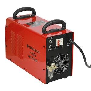 Image 3 - CNC Non HF Pilot Arc HC7000 CUT70GP 70A IGBT Plasma Cutter Digital Control Plasma Cutting Machine Cutting Thickness 25mm