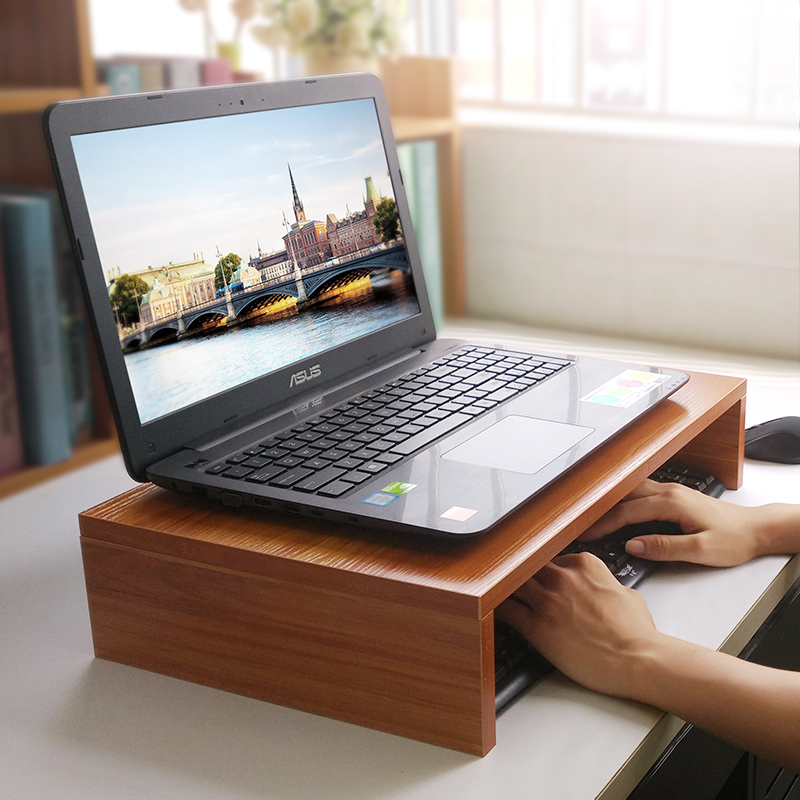 Computer Desk Monitor Stand Increase Frame Simple Desktop Storage Shelves Printer Laptop In Desks From Furniture On Aliexpress Alibaba
