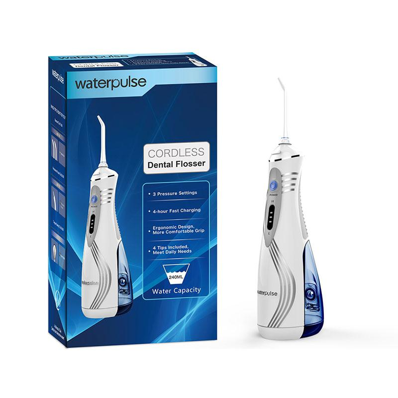 BellyLady Professional Electric Oral Irrigator Portable Dental Oral Irrigator Rechargeable Battery Teeth Cleaner