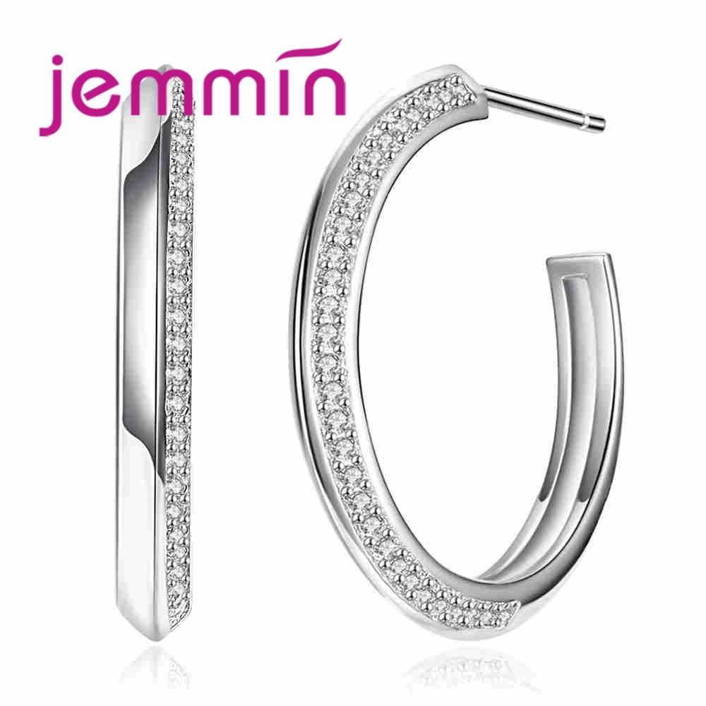Animals Crystal Swan Earrings Long Section of the Drape Earrings Girl for Woman