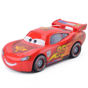 Image 5 - لعبة سيارة ديكاست معدنية 3 2 من Disney Pixar Car لعبة سيارة بلاك ستورم جاكسون برق ماكوين نموذج شاحنة ألعاب أطفال هدايا كريسماس
