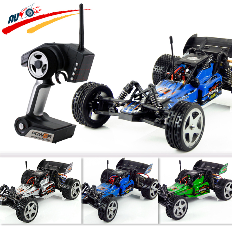 RC Car Wltoys 40km/h L202 /L959 1:12 Brushless Buggy High Sps