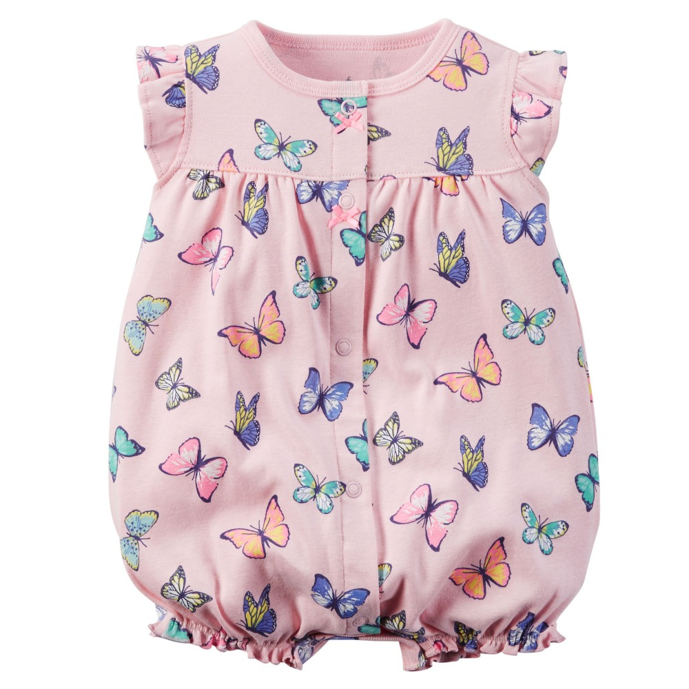 Baby romper summer 2017 new brand infant boy and girlclothing short sleeve jumpsuit ropa bebe recien nacido newborn baby clothes baby rompers baby winter coveralls infant boy girl fleece romper ropa nena invierno knitted stripe jumpsuit bebe newborn outwear