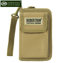 Seibertron Tactical Compact waterproof  Pouch Utility Gadget Pouch wallet Smartphone Pouch wallet for iPhone6  4.7″ Or MAX 5″