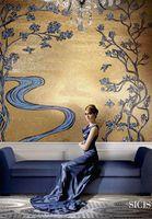 Мозаичные стены искусства