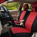2 assentos dianteiros Universal tampa de assento do carro para lifan x60 x50 320 330 520 620 630 720 acessórios do carro adesivo