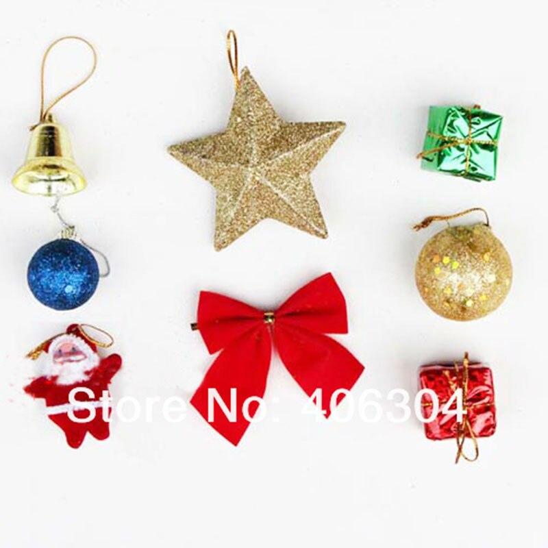 Christmas Tree Ornament Hooks Free Shipping : Free shipping sets lot christmas tree decoration