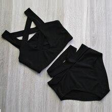 Criss Cross Bikini Brazilian