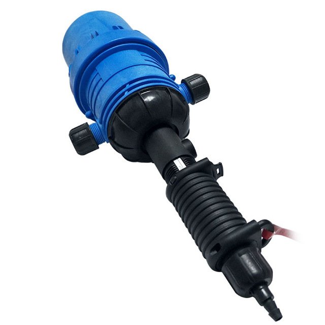 Water Powered Dosing Pump Mix Chemical Injector Proportioning Dispenser Liquid Doser for car washing mixer livestock Fertilizer