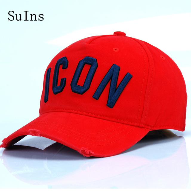 2018 Top ICON Caten Brother Baseball hats   caps men streetwear Couple DSQ  Brand Caps for women slipknot k-pop kanye west chapeu 463fc4037bb