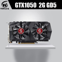 VEINEDA Graphics Card GTX1050 2G DDR5 Gaming Mining Video Cards for nVIDIA Geforce GTX Hdmi Dvi(China)