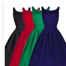 MSAISS 2018 verano estilo Hepburn restaurar antiguas formas se plantea la amarga Fleabane amargo Fleabane vestido de gala cintura estrecha S-5XL