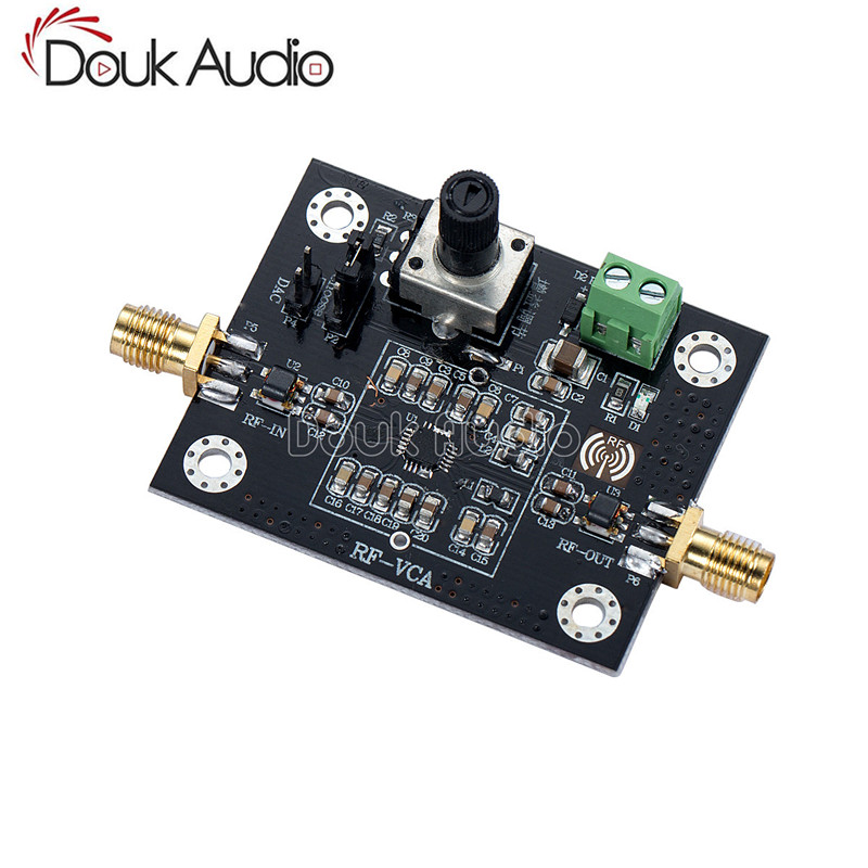 ADL5330 Variable Gain Amplifier Module AGC Broadband Voltage 10MHz-3GHz / 20dB