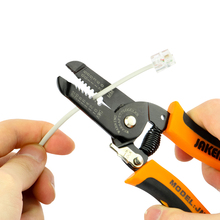 7 inch Multi-functional Hand Pliers Crimping Wire Stripper Multifunctional Scissor Cable Cutter Electrician Multi Tools