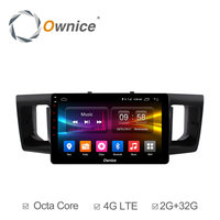 Ownice C500 + Octa Core 2 din 32G ROM android 6.0 para toyota universal 2013-2016 Rádio Do Carro DVD player suporte 4G LTE DAB + DVR