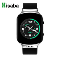 Z80s Smart Watch Android 5 1OS MTK6580 Quad Core Smartwatch With SIM 3G Wifi Bluetooth GPS