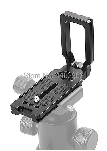 New MPU105 L Shape Vertical Bracket Universal Quick Release Plate For ARCA-SWISS RRS KIRK MARKINS P0013777 Free Shipping
