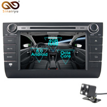 Android 8.0 Octa Core 8″ Car DVD Player for Suzuki Swift 2004-2010 GPS Navigation Multimedia Radio Stereo Head Unit WIFI
