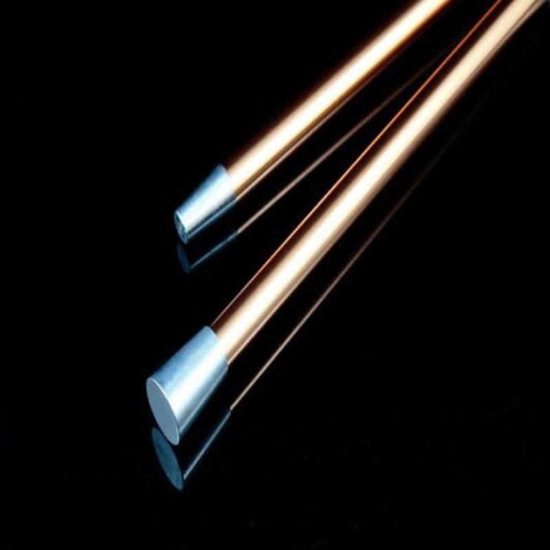 डांसिंग कैन पीली मोमबत्ती फ्लोटिंग स्टेज मैजिक ट्रिक मैजिशियन एल्युमिनियम अलॉय टॉय गिफ्ट स्टिक