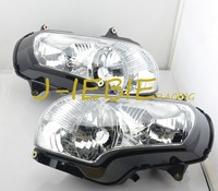 Front Headlight Head Light Lamp Assembly For Honda GOLDWING GL1800 2001 2012
