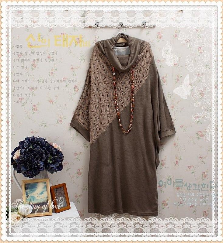 bohemian floral desigual autumn tunic vestidos longos roupas vetement femme batas mujer vintage embroidery fall long wool dress