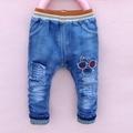 Новый 2-6year старый Весной мальчик джинсы брюки осень детей джинсы ребенок джинсовые штаны детей брюки
