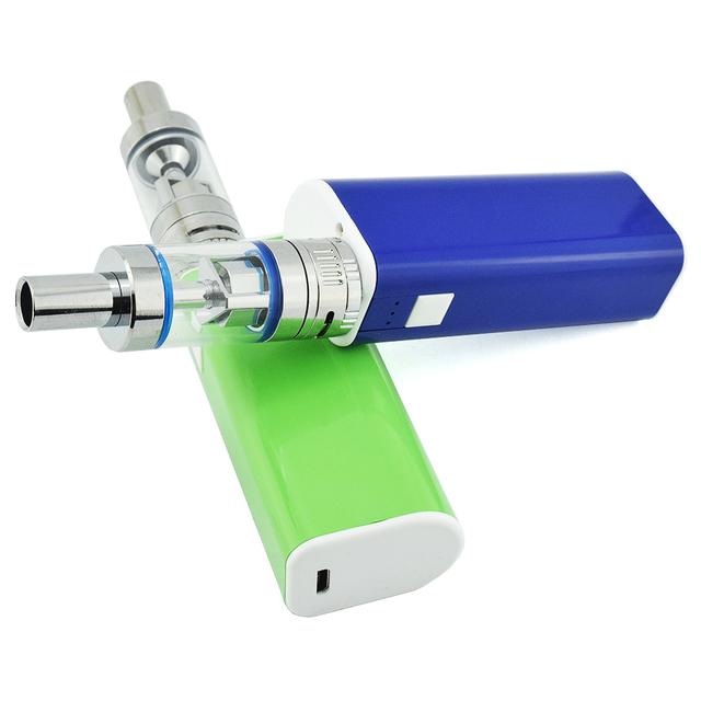 New Arrival e cigarette sub mod 30w Kit Vaporizer 2.0ml atomizer 30W mod battery vaporizer with M18 tank for eliquid box mod kit