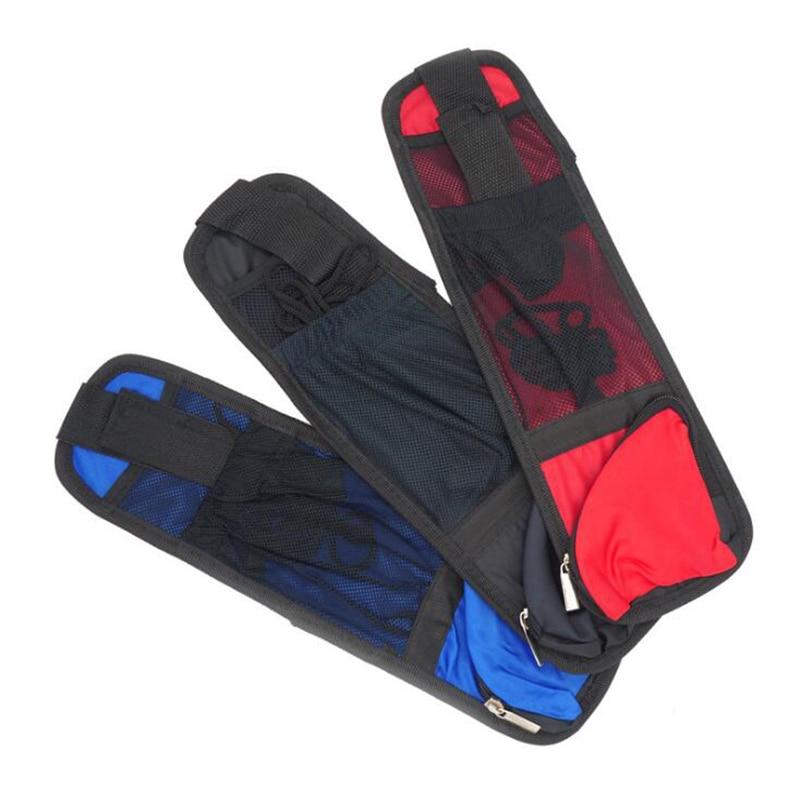 1 PCS Car Seat Storage Bag Car Seat Side Pocket Backseat Drink Holder Hanging Bags Debris