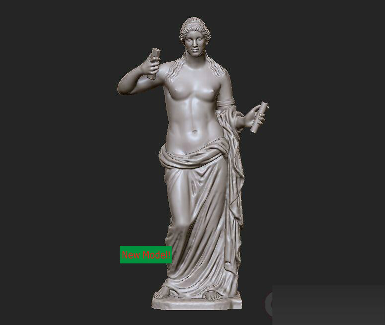 New model 3D model for cnc or 3D printers in STL file format Venus 1 martyrs faith hope and love and their mother sophia 3d model relief figure stl format religion for cnc in stl file format