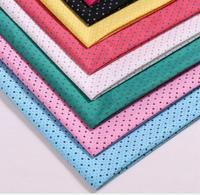 100 148cm Polka Dot Pattern Printed Fabric Diy Handmade Tissue Telas Patchwork Quilting Sewing Textiles For