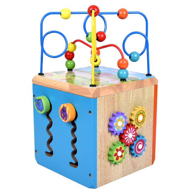 Вокруг Перл treasure деревянная игрушка ребенок головоломки Мальчик Девочка Подарок На День Рождения