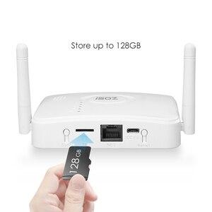 Image 4 - ZOSI ระบบกล้องวงจรปิด 1080P WiFi MINI NVR ชุดวิดีโอการเฝ้าระวังกล้อง IP ไร้สาย,PIR ฟังก์ชั่น, การบันทึกการ์ด SD