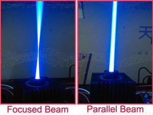 Мощный лазерный модуль с регулировкой фокусировки 2300 МВт/2,3 Вт 450нм, диодный лазерный гравировальный станок с TTL PWM, DIY, с ЧПУ, бесплатные очки