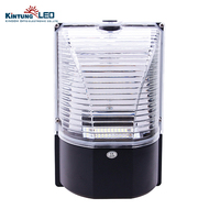 Free shipping 20W 2835SMD LED wall lamp IP65 PF>0.98 Modern style Aluminum Black outdoor lighting for garden light corridors