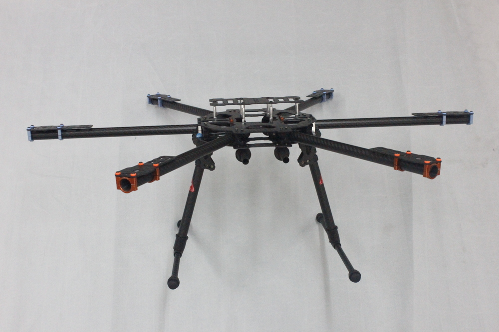 Carbon Fiber TL6801 FY680 Full Folding 6 Axis Hexa Copter 680mm FPV Aircraft Frame -Tarot 3K
