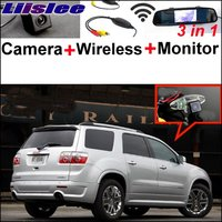 Liislee 3in1 Special WiFi Camera + Wireless Receiver + Mirror Parking System For GMC Acadia 2007~2014