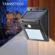 20LED Solar Lights Garden Light Motion Sensor Outdoor Street Wall Lamp LED Waterproof Lights Super Bright courtyard Solar Lights super bright 24 leds solar street light led on the wall waterproof outdoor lighting solar lamp with 4000ma battery
