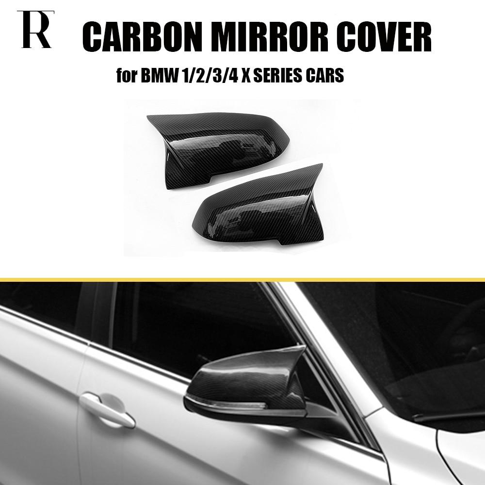 Us 53 54 15 Off M3 M4 Stijl Carbon Vervangen Achterzijde Spiegel Cover Cap Voor Bmw 1 2 3 4 X Serie F20 F21 F22 F23 F30 F34 F36 E84 X1 In M3 M4