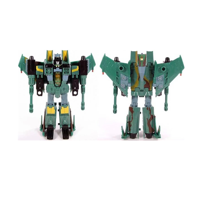 Transformation Enhanced Grade D Acid Storm Rain Starscream Robot Action Figure