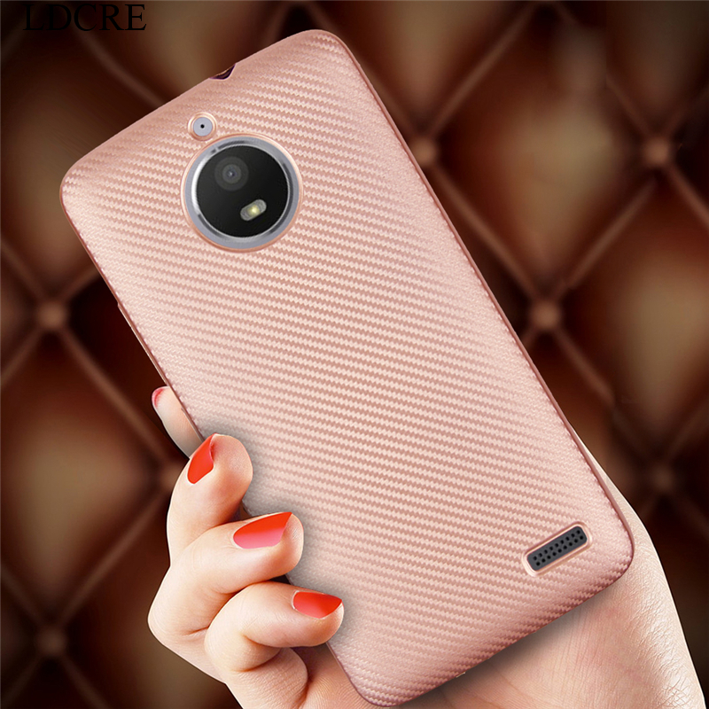 For Cover <font><b>Motorola</b></font> MOTO <font><b>E4</b></font> Case Silicone Rubber Phone Case for <font><b>Motorola</b></font> MOTO <font><b>E4</b></font> XT1766 <font><b>XT1762</b></font> Cover for MOTO <font><b>E4</b></font> Phone Bag LDCRE image